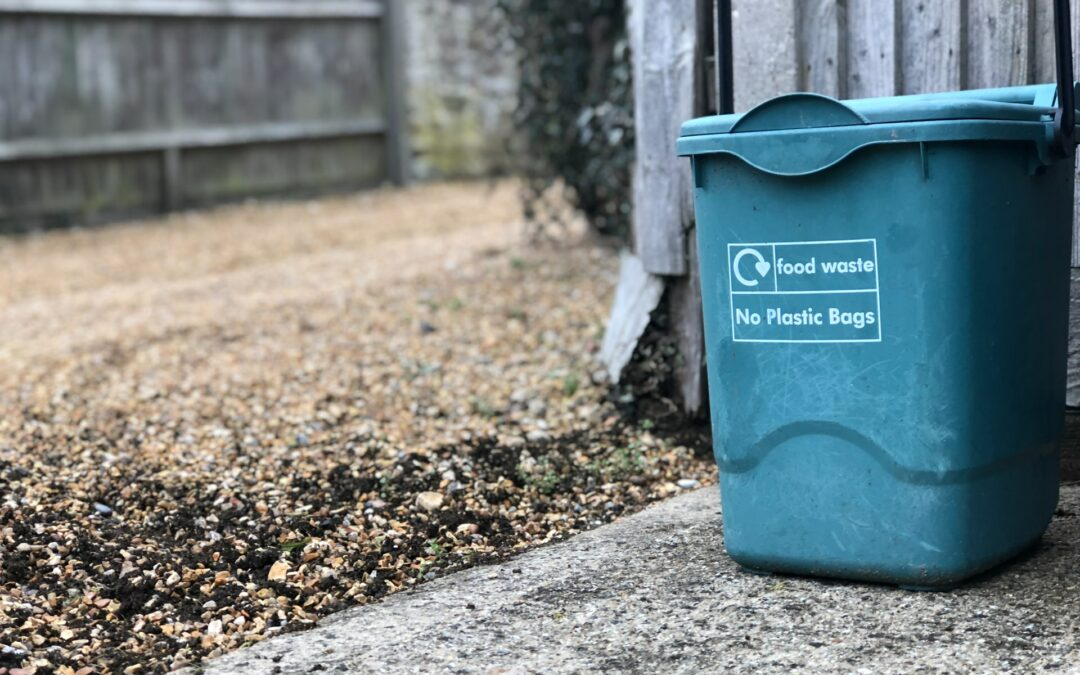 What Kind Of Waste Container Do You Use For Your Rubble?
