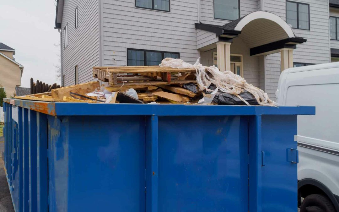 The Benefits Of Renting A Dumpster