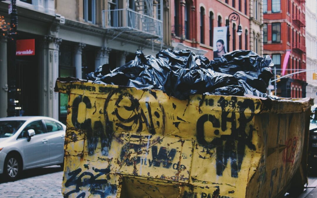 Why Dumpster Cleaning and Maintenance is Important Too